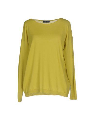 Фото - Женский свитер  кислотно-зеленого цвета