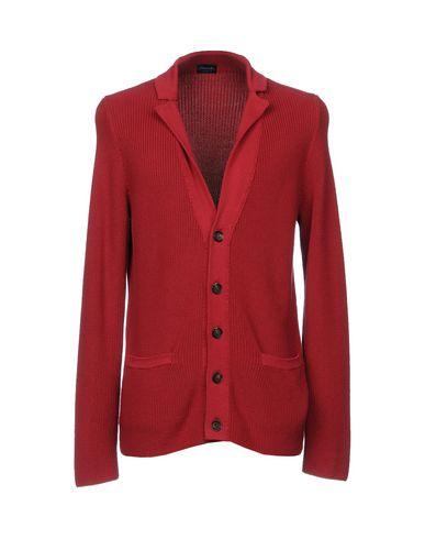 Купить Мужской пиджак DRUMOHR красно-коричневого цвета