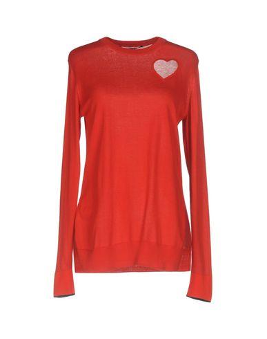 Купить Женский свитер  красного цвета