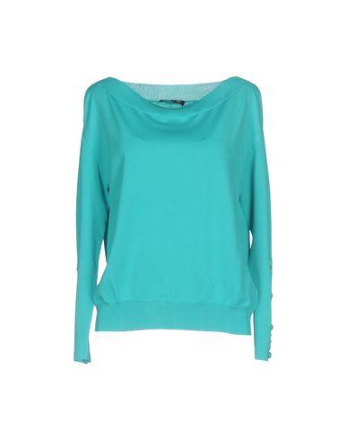 Фото - Женский свитер  бирюзового цвета
