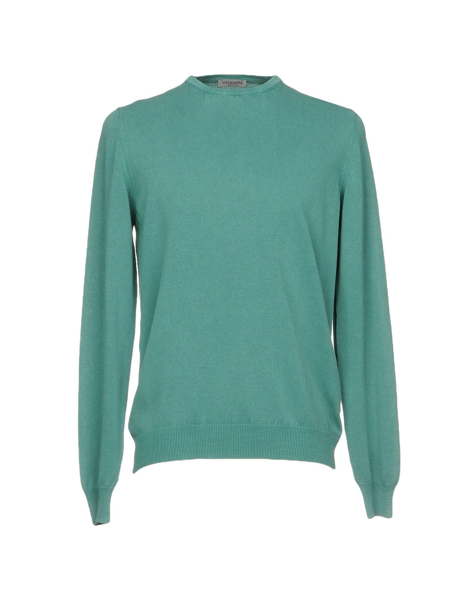 VENGERA Sweater in Green