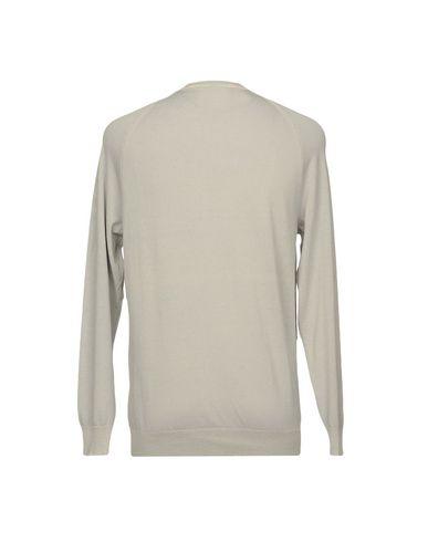 Фото 2 - Мужской свитер MC LAUREN светло-серого цвета