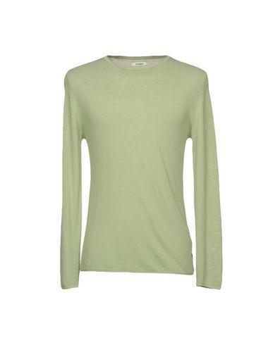 Фото - Мужской свитер OFFICINA 36 светло-зеленого цвета