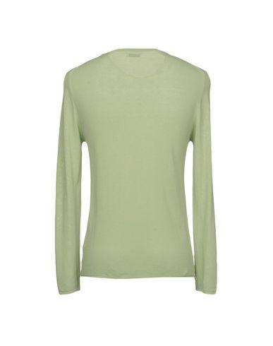 Фото 2 - Мужской свитер OFFICINA 36 светло-зеленого цвета