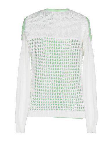 Фото 2 - Женский свитер  светло-зеленого цвета
