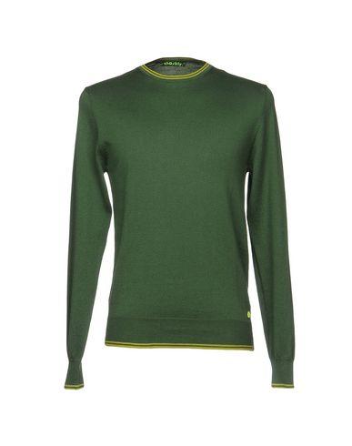 Фото - Мужской свитер SHOCKLY цвет зеленый-милитари