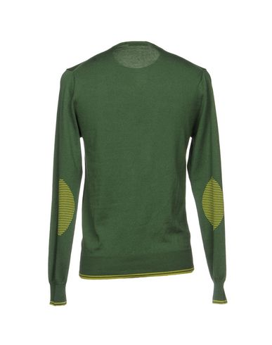 Фото 2 - Мужской свитер SHOCKLY цвет зеленый-милитари