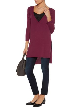 MADELEINE THOMPSON Hover cashmere sweater