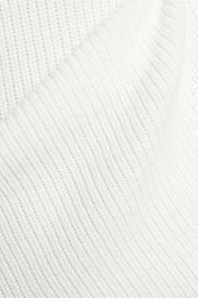 IRIS AND INK Ribbed merino wool sweater