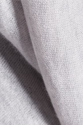 AUTUMN CASHMERE Cropped cashmere cardigan