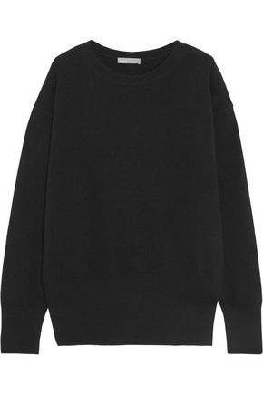 VINCE. Cutout cashmere sweater