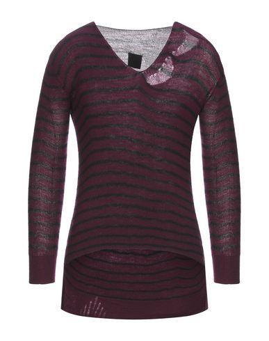 Купить Мужской свитер RTA красно-коричневого цвета