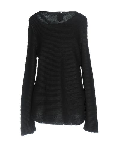 Фото 2 - Женский свитер RTA темно-синего цвета