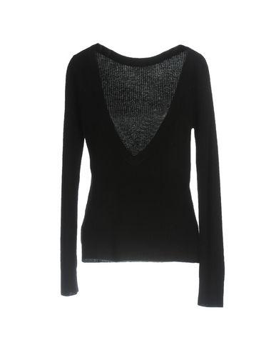 Фото 2 - Женский свитер RTA черного цвета