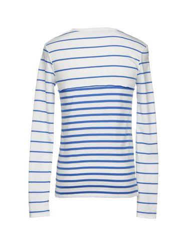 Фото 2 - Мужской свитер  белого цвета