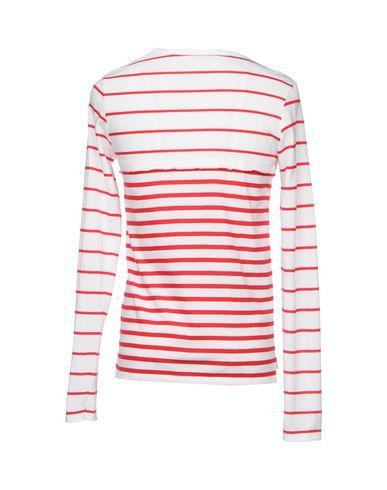 Фото 2 - Мужской свитер  красного цвета