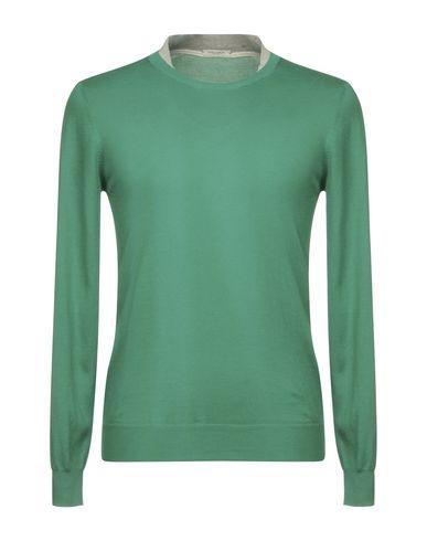 Купить Мужской свитер PAOLO PECORA зеленого цвета