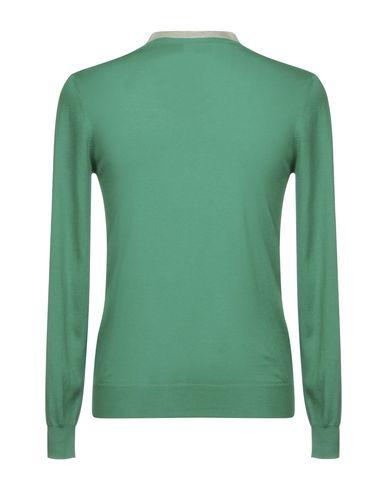 Фото 2 - Мужской свитер PAOLO PECORA зеленого цвета