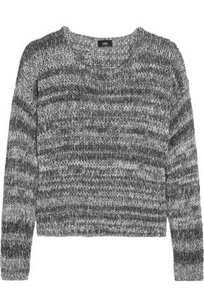 LINE Amelia open-knit cotton sweater