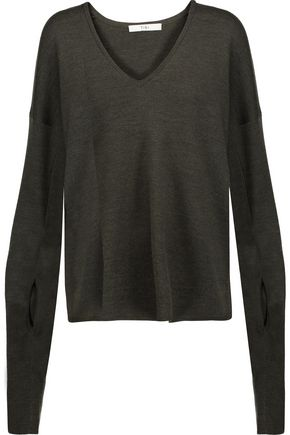 TIBI Sibina wool sweater