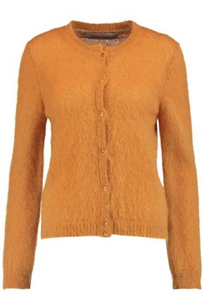VALENTINO Mohair-blend cardigan