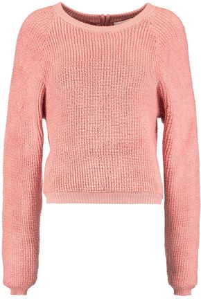 SEE BY CHLOÉ Textured-cotton sweater