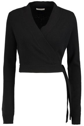 EQUIPMENT Shaylin cashmere wrap cardigan