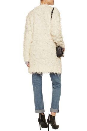 R13 Alpaca-blend cardigan