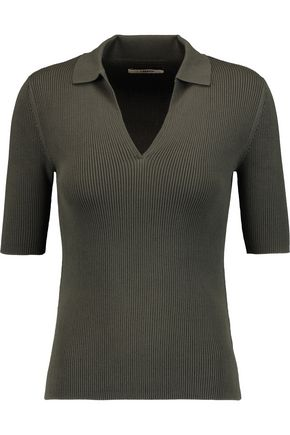 J BRAND Kinney ribbed cotton sweater