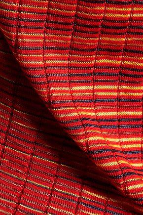 M MISSONI Wool-blend turtleneck sweater