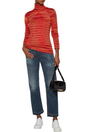 M MISSONI Wool-blend turtleneck sweater