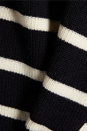 M.I.H JEANS Breton striped merino wool sweater