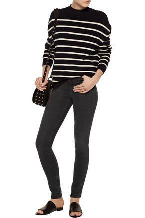M.I.H JEANS Breton striped merino wool sweater