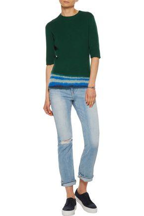 LA LIGNE Cashmere-blend sweater