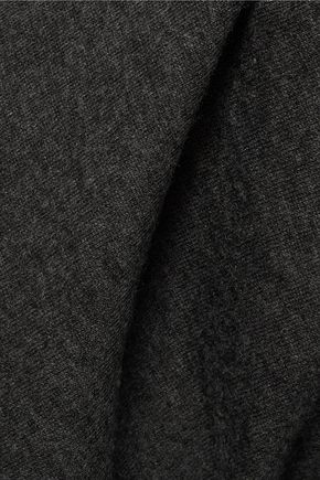 IRO Amber shredded silk and wool-blend sweater