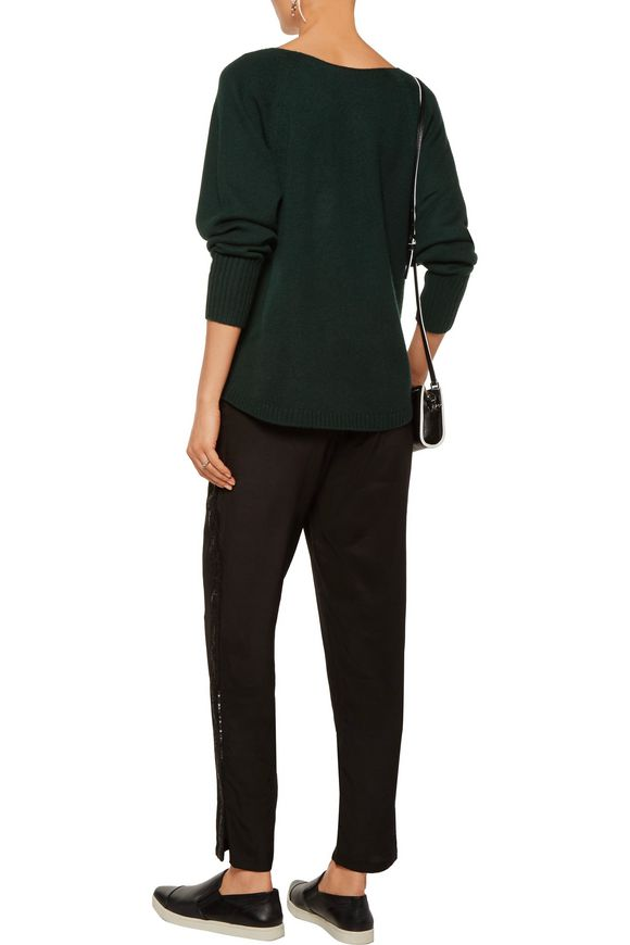 Bryant wool and cashmere-blend sweater | JOIE | Sale up to 70% off | THE  OUTNET