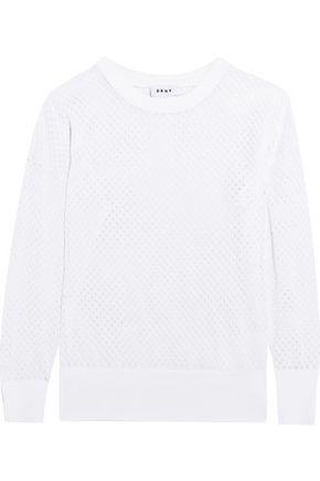 DKNY Woven sweater