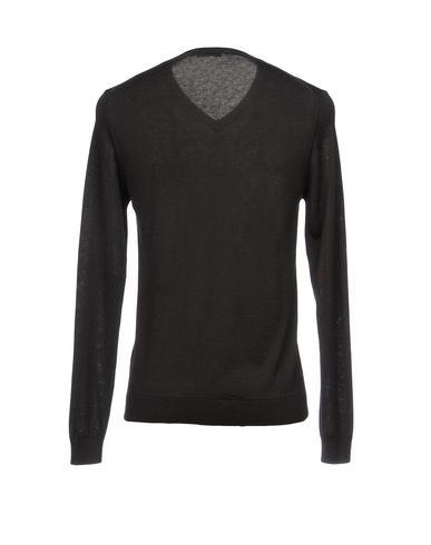 Фото 2 - Мужской свитер BELLWOOD цвет стальной серый