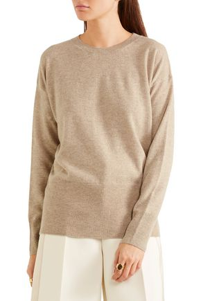 VINCE. Cutout cashmere sweater