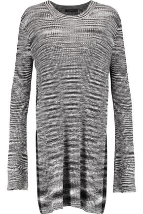 •ELLERY• Barbie ribbed jacquard-knit sweater