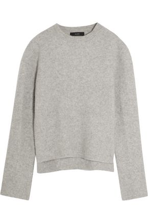 ELLERY Valentine boiled wool sweater