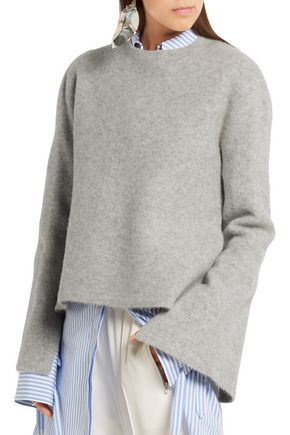 •ELLERY• Valentine boiled wool sweater