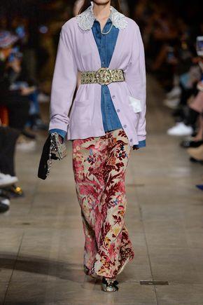 MIU MIU Oversized cashmere cardigan