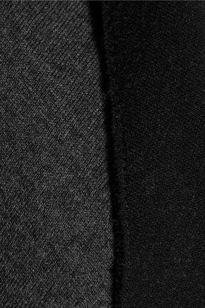 MAJESTIC Draped merino wool cardigan