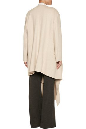 AGNONA Draped cashmere cardigan
