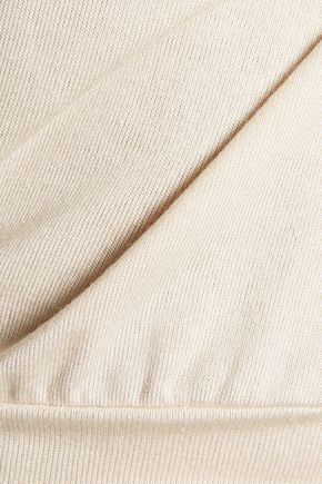 KAIN LABEL Hiro color-block modal-blend sweater