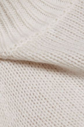 SOYER Cashmere turtleneck top