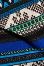 DIANE VON FURSTENBERG Dina printed cotton-blend cardigan