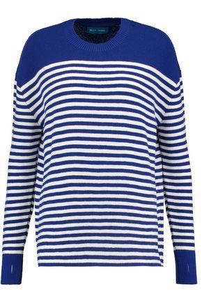 M.I.H JEANS Delmar Breton striped merino wool sweater