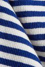 M.I.H JEANS Delmar Breton striped merino wool sweater